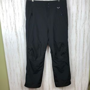 Slalom Lined Zip Off Ski Snowboarding Pants XL